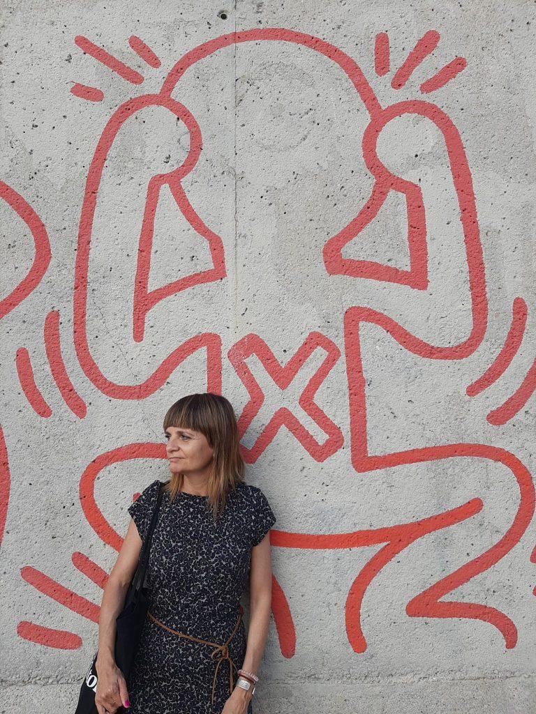 #Helpeditors i Keith Haring